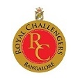 Logo of Royal Challengers Bangalore 115x115