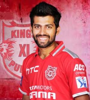 Manan Vohra (Kings XI Punjab) (Source: iplt20wiki.in)