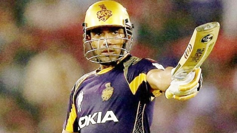 Robin Uthappa - Kolkata Knight Riders (Source : cricketcountry.com)