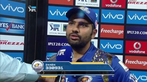 Rohit Sharma - Captain Mumbai Indians (Source: iplt20.com)