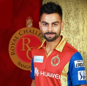 Virat Kohli - IPL-2016 - Captain of Royal Challengers Bangalore (Source: iplt20wiki,in)