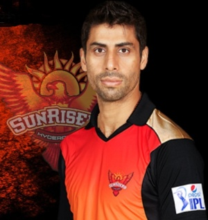 Ashish Nehra - Sunrisers Hyderabad (Source: iplt20wiki.in)
