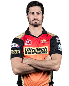 Ben Cutting - Sunrisers Hyderabad (Source: iplt20.com)