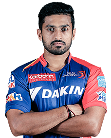 Karun Nair - Delhi Daredevils - Vivo IPL 2016 (Source: iplt20.com)