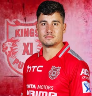 Marcus Stoinis – Kings XI Punjab (Source - tplt20wiki.in)