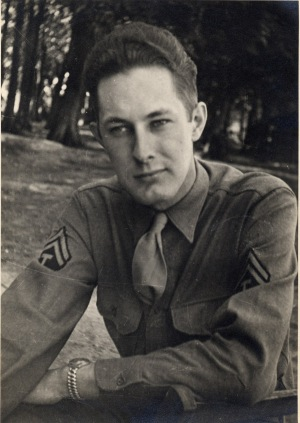 William Rossa Cole during WWII (Source: crooklynrai.org)
