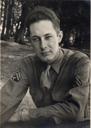 William Rossa Cole during WWII (Source: crooklynrai.org)