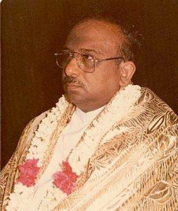 "Sathyavaageeswara Iyer ""Marikkar"" Ramdas"