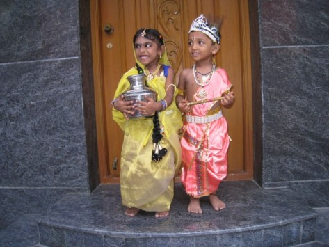 Krishna and Radha (Photo: T. V. Antony Raj)