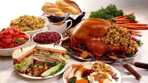 Thanksgiving Dinner (Photo: oldstrathcona.ca)