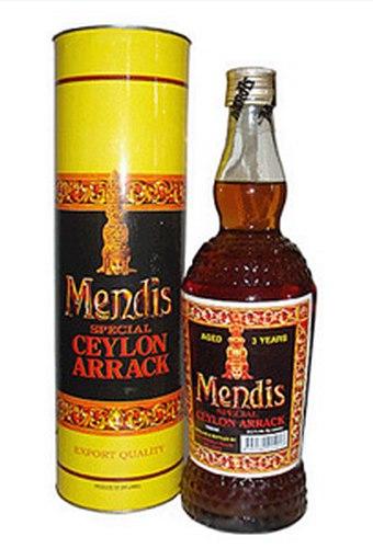 Mendis Ceylon Arrack